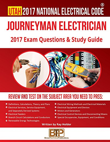 Utah 2017 Journeyman Electrician Study Guide