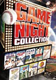 Game Night Collection (Major League / Bang the Drum Slowly / Fear Strikes Out / Hardball / Talent for the Game / Bad News Bears / etc.)
