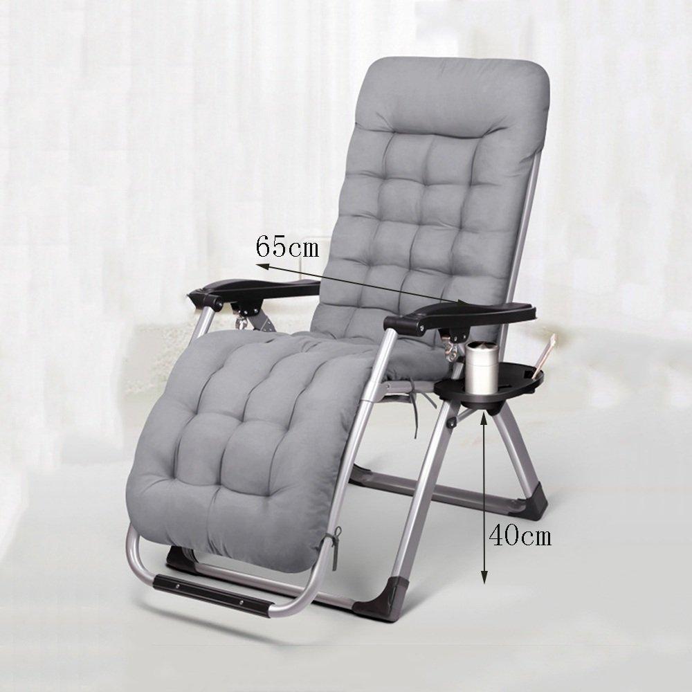 Faltbarer Plattform-Stuhl faltende Sun-Liege stützender Stuhl Stuhl entspannender Stuhl stützender Multifunktionsklappstuhl (5 Farben, zum von zu wählen) (Farbe   B) 789f2e