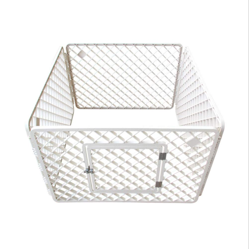 Dog Cage Cozy Pet Heavy Duty Play Pen for Dogs Puppies Rabbits Guinea Pigs, Puppy Playpen Whelping Pen Dog Cage Puppy Crate Run