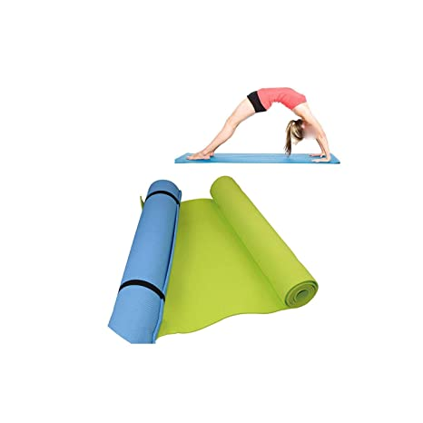 Amazon.com : Mat6Mm Thick Eva Comfort Foam Yoga Mat for ...
