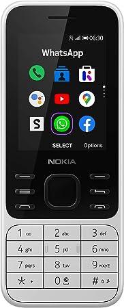 Nokia 6300 Lte White Dual Sim Elektronik