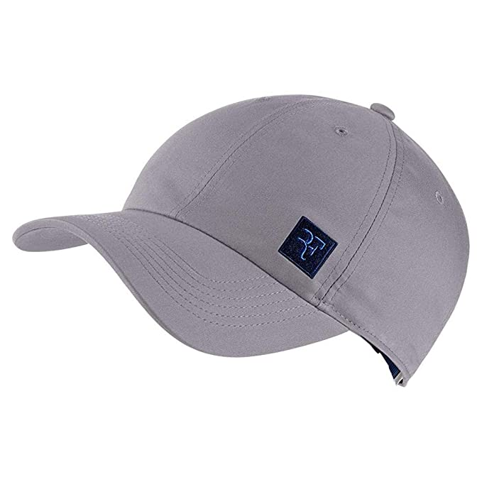 74f9553dc20f3 Nike Men`s RF Roger Federer Essential Heritage 86 Hat (Blue Void(AQ9094-478)/Blue  Void, One Size) at Amazon Men's Clothing store: