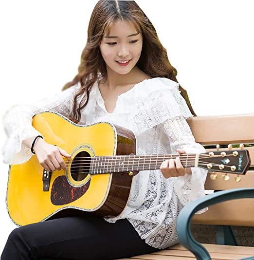 Guitarras Guitarra Acústica Guitarra Unisex Guitarra Bar ...
