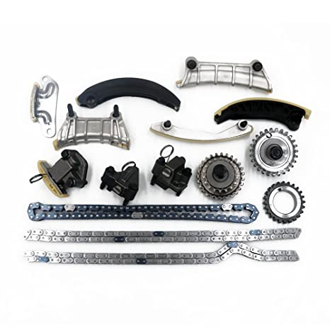 9 – 0753s Timing Kit para Buick LaCrosse cita Cadillac Cts SRX STS V6 3,