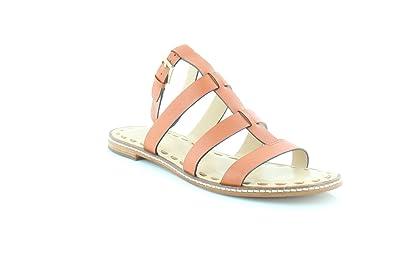 cb1110349ab Michael Kors Gladiator Fallon Sandal Women s Sandals   Flip Flops Orange ...