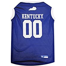Pets First Kentucky Basketball Jersey, Large
