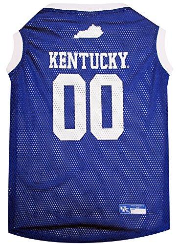 Pets First Kentucky Basketball Jersey, Medium