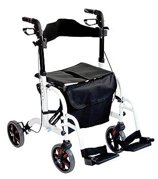 Amazon.com: Aidapt – Duo Deluxe – Andador con ruedas andador ...