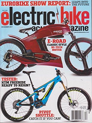 Electric Bike Action Magazine December (Bike Action Magazine)