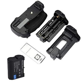 Agarre Vertical de batería Pack soporte + mando a distancia por ...