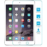 TNP iPad 4/3/2 Screen Protector - Premium Ultra Clear High Definition HD 0.33mm 9H 2.5D Anti-Scratch Anti-Fingerprint Tempered Glass Screen Protector Guard for Apple iPad 4/3/2 9.7-Inch Tablet