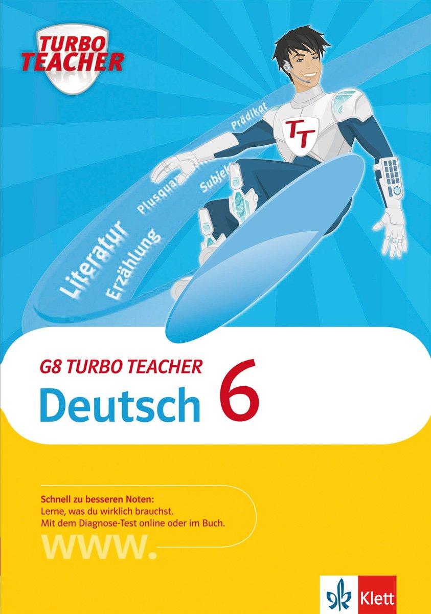 G8 Turbo Teacher Deutsch. 6. Schuljahr: Amazon.es: Verena Euler: Libros en idiomas extranjeros