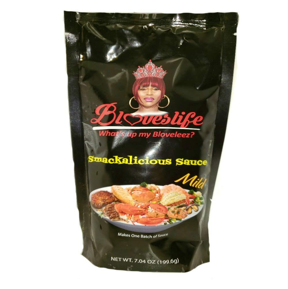 Blove's Smackalicious Sauce Seasoning Mix (Mild)