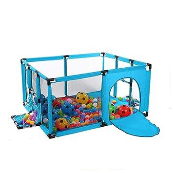 Parque de bebe, Parque infantil para bebés Plegable y centro ...