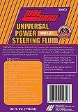 Lubegard 20902 Universal Power Steering Fluid, 32