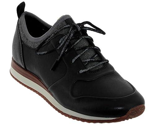 40 Negro Cordones Para Clarks De Eu Cuero Mujer Zapatos wUvY0 8a18f390ac34