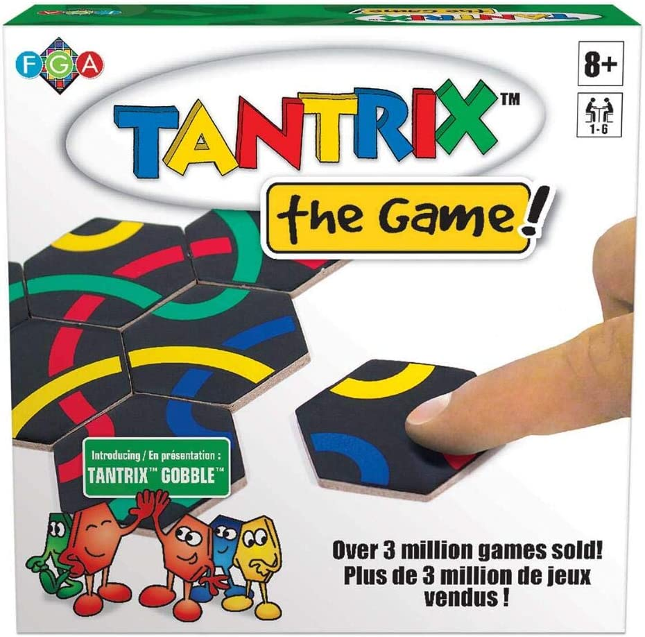 Herrschners Tantrix The Game