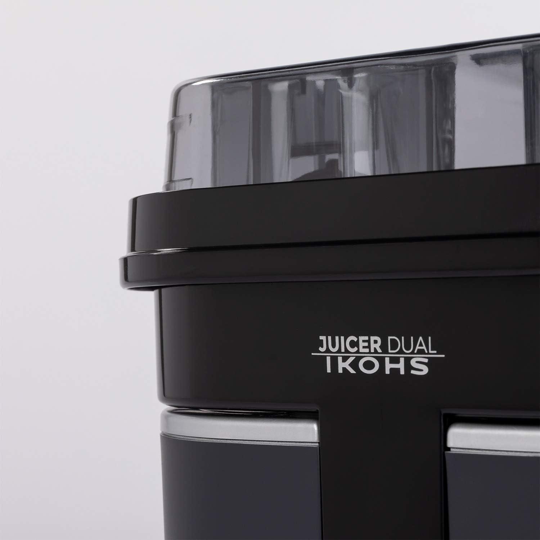 IKOHS JUICER Dual Presse agrumes double électrique, système