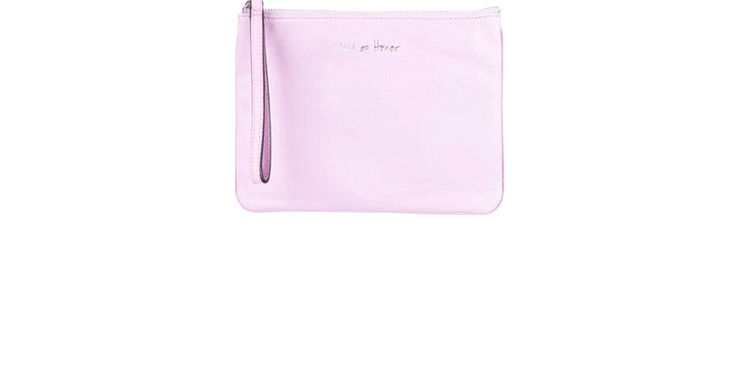 Rebecca Minkoff Kerry Pouch, Maid of Honor Wristlet, Lilac