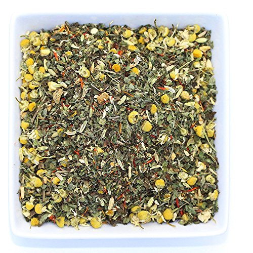 Cinnamon Mint Tea (Tealyra - Rest and Digest - Calming Chamomile - Fennel - Anise - Peppermint - Herbal Tea Loose Leaf Tea - Relaxing and Digestive Tea - Caffeine-Free - All Natural - 110g (4-ounce))