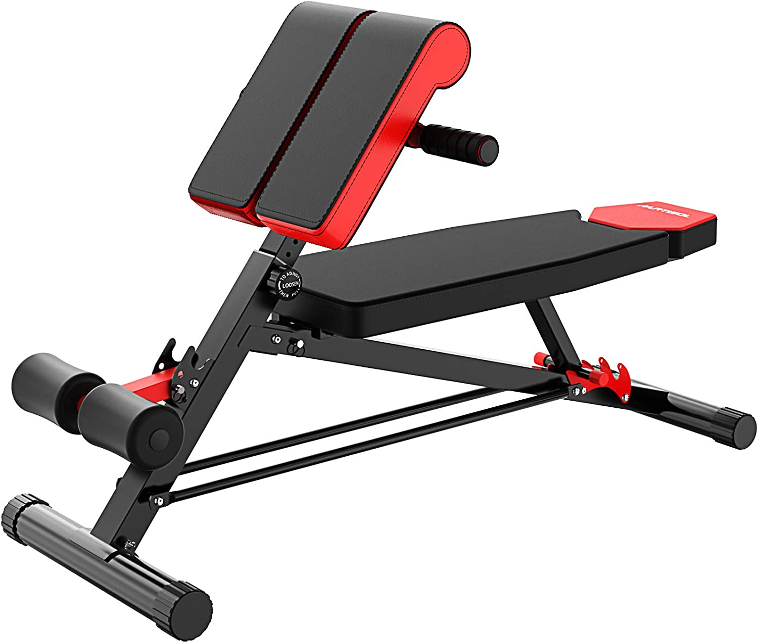 Murtisol Multi-Functional Weight Bench with 3 Adjustments