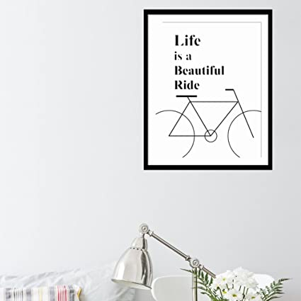 Amazoncom Nbnio Sticker For Wall Decoration Life Is A Beautiful