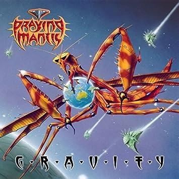 amazon gravity praying mantis ヘヴィーメタル 音楽