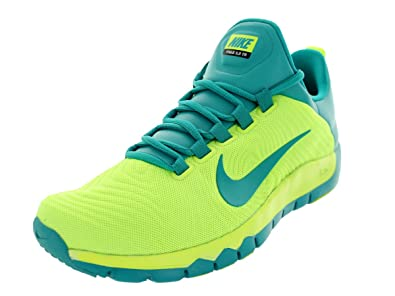 04fde8da393b Nike Mens Free Trainer 5.0 Volt Turbo Green 8 D - Medium