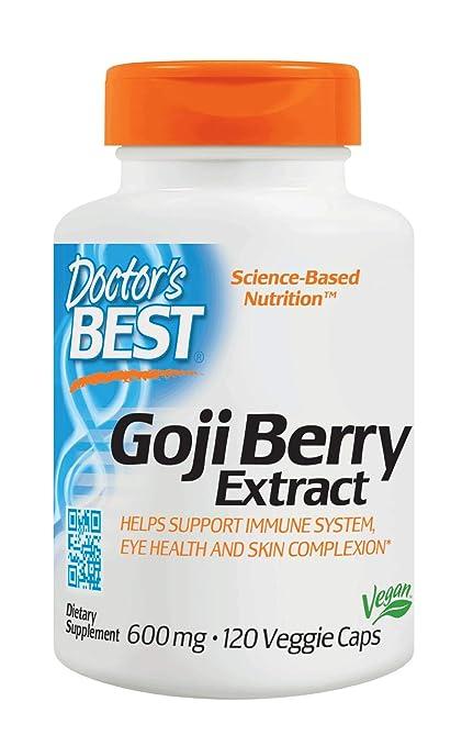 Doctor's Best Goji Berry Extract