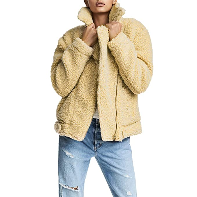 Btruely Herren Mujeres con Capucha de Abrigo Largo Chaqueta Sudaderas Parka Outwear Cárdigan Capa para Mujer de Moda Chaqueta de Abrigo sólido Invierno ...
