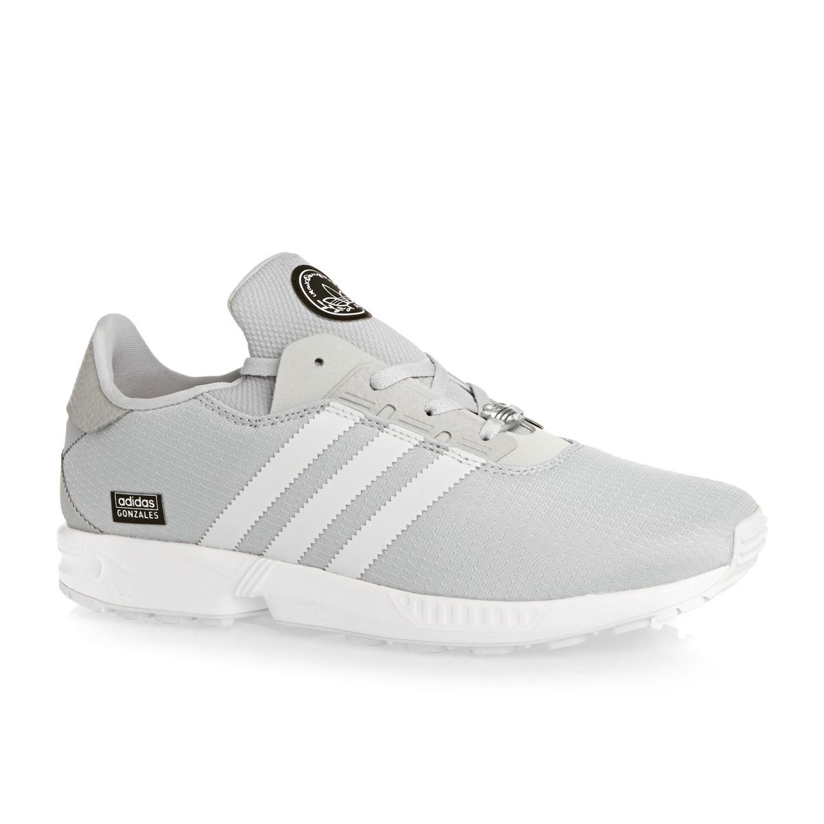 c1a39c74cde2d adidas ZX Gonz Trainers Grey 8.5 UK  Amazon.co.uk  Shoes   Bags