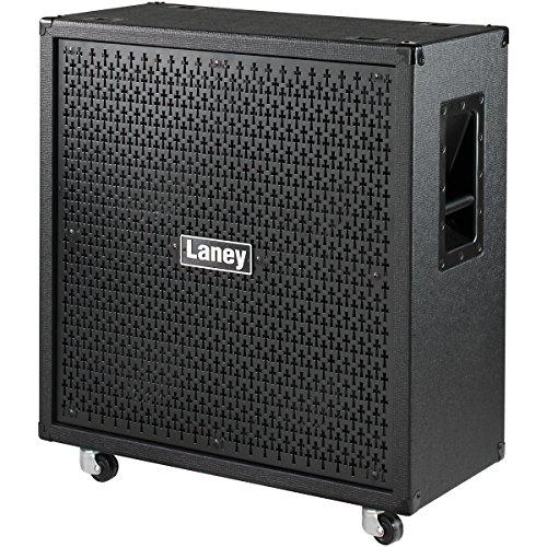 Laney TI412S 4x12 Guitar Speaker Cabinet with Celestion Heritage Speakers Black