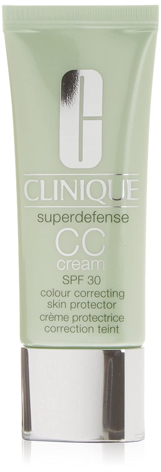 Clinique Super Defense Cc Cream SPF 30, Light Medium, 1.4 Ounce 0020714610524 CLI00306