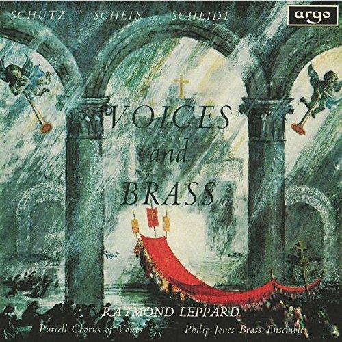 CD : Philip Jones - Voices & Brass (Super-High Material CD, Japan - Import)