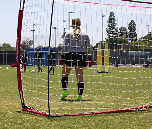 PowerNet Soccer Goal 14x7 Portable Bow Style Net by PowerNet (Image #5)'