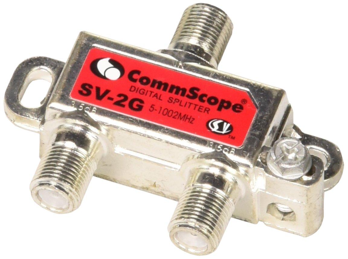5 Pack Commscope 3 Way Balanced Splitter