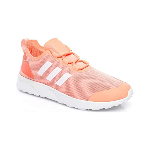 cfc364d3d9b3 adidas Zx Flux Adv Verve Trainers Pink  Amazon.co.uk  Shoes   Bags