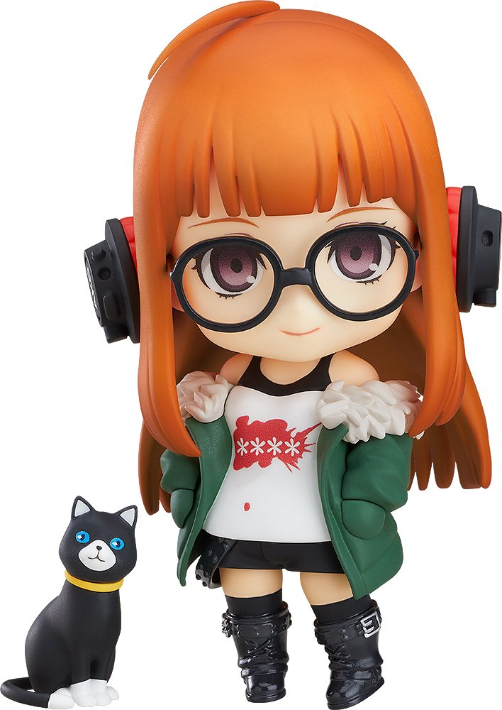 Good Smile Persona 5: Futaba Sakura Nendoroid Action Figure