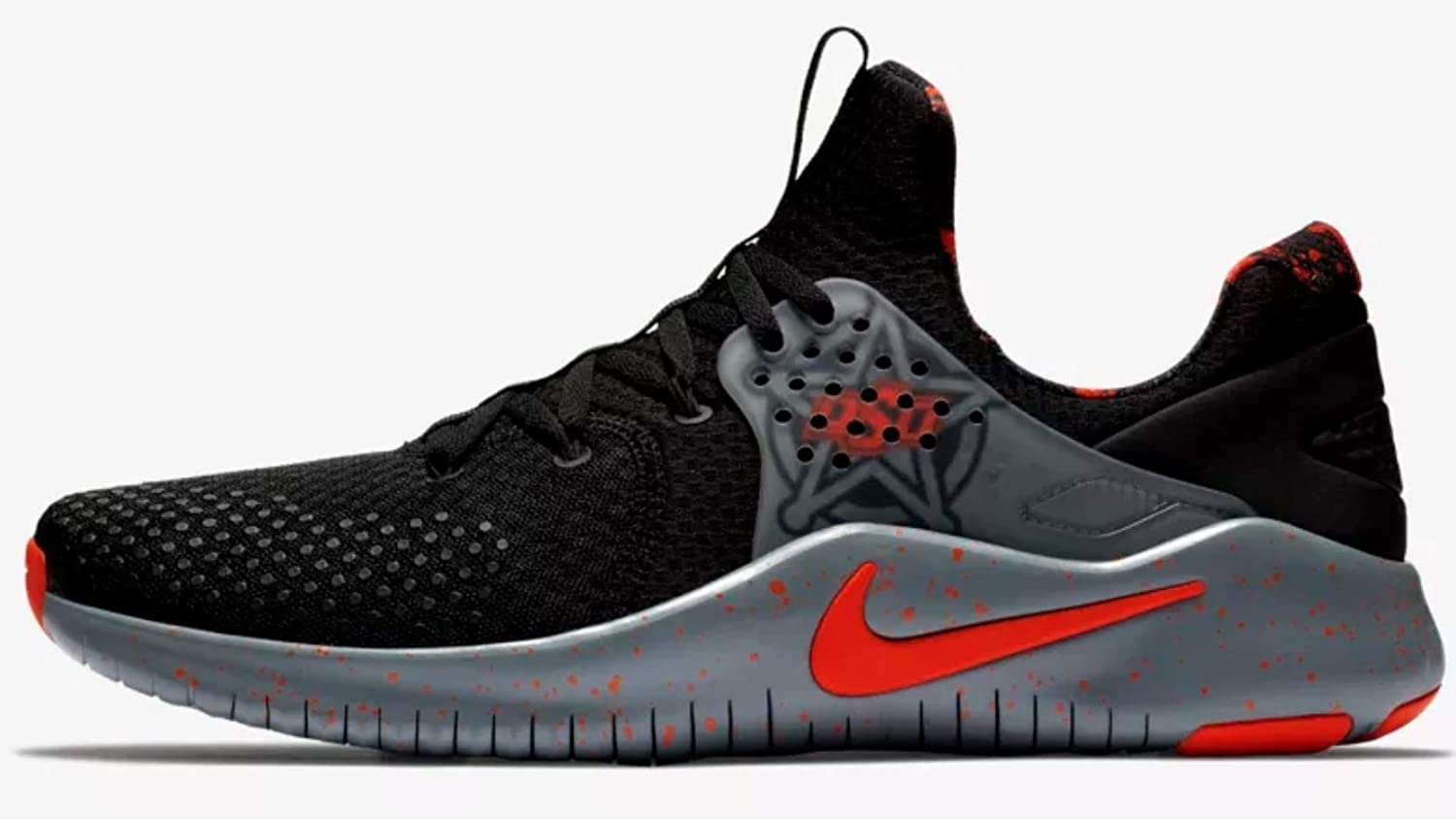 2d88f16fb3846 Amazon.com  Nike Men s Free TR 8 Oklahoma State Training Shoes  Sports    Outdoors