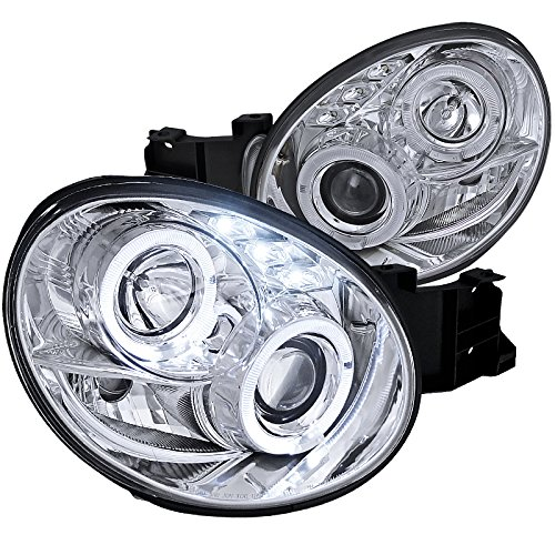 Spec-D Tuning LHP-WRX02-TM Projector Headlight (02-03 Subaru Impreza Wrx) ()