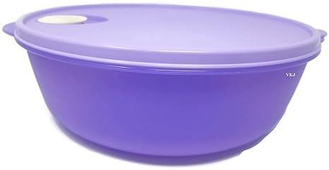Tupperware CrystalWave - Cuenco para microondas (3 cuartos ...