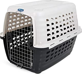 product image for Petmate Compass Plastic Pets Kennel with Chrome Door