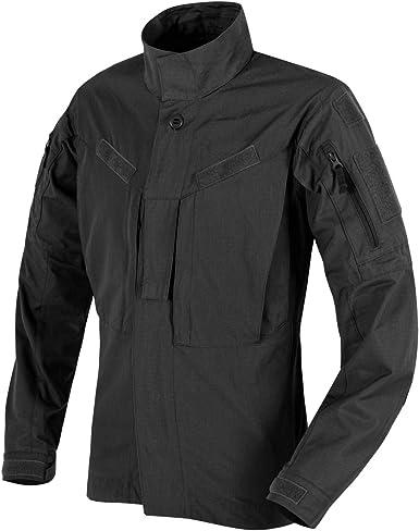Helikon-Tex Hombre MBDU Camisa Negro NyCo: Amazon.es: Ropa y accesorios