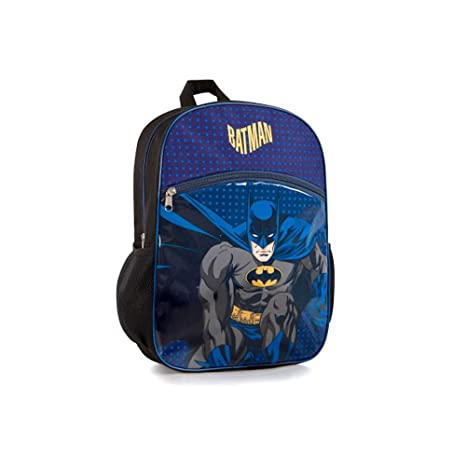 Mochila Econo-Batman de Warner Bros - Mochilas escolares de 15 pulgadas