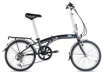 Ford by Dahon C-MAX Bicicleta Plegable de 7 velocidades, 20 ...