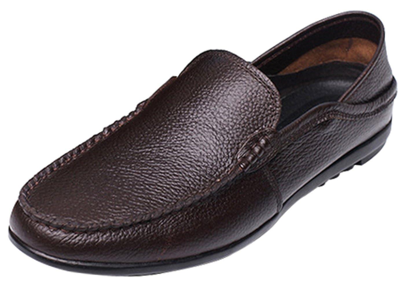 Stiefelschuhe Der Männer Beiläufige Schuhe Lok Fu-Schuhe, Die Weichen Boden Der Schuhe Fahren