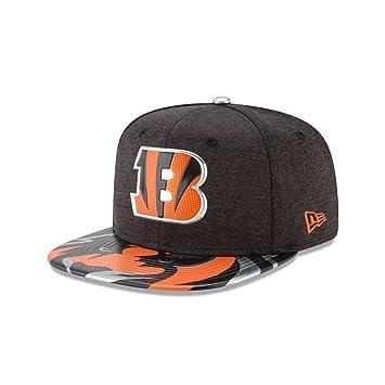 New Era Cincinnati Bengals 2017 NFL Draft Snapback Cap 54605babd
