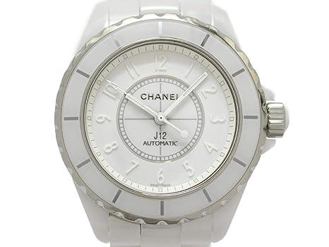 cb0ea45ac51f [シャネル] CHANEL J12 ホワイトファントム リミテッド メンズウォッチ 腕時計 ホワイト セラミック×ステンレススチール