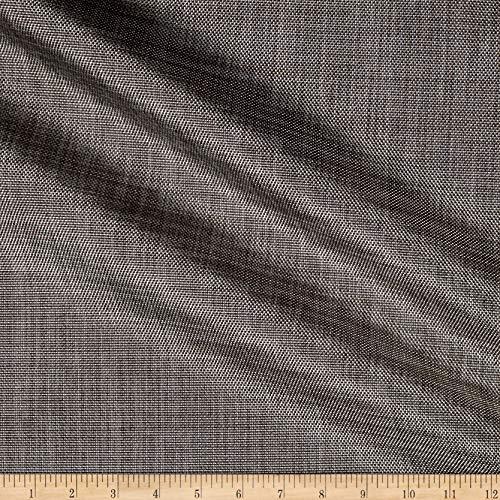 Sunbrella Sling Augustine Fabric, Pewter, Fabric By The Yard